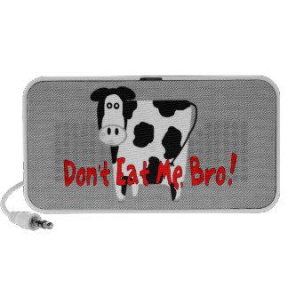 Don't Eat Me, Bro! Laptop Speakers
