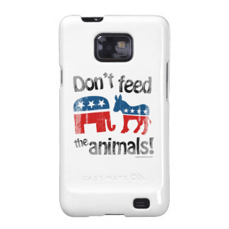 Don't Feed the Animals Party Politics Galaxy SII Cover