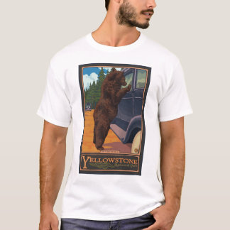 Don't Feed The Bears - Yellowstone National Park T-Shirt