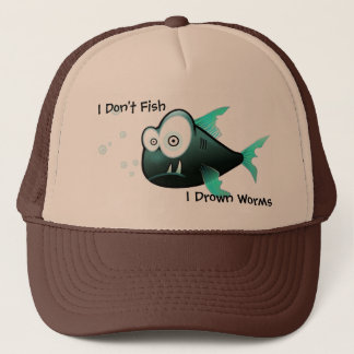Don't Fish Trucker Hat