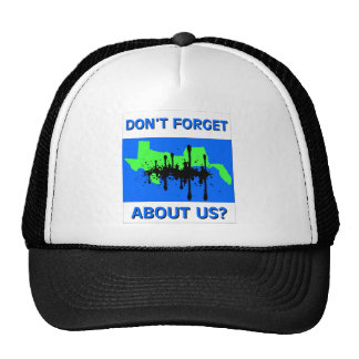 Don't Forget About Us Hats