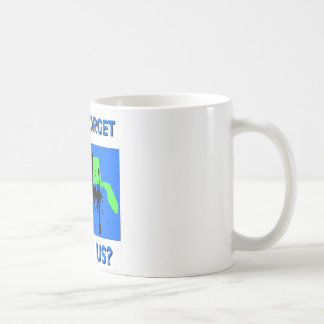 Don't Forget About Us Mug
