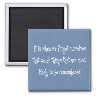Don't forget square magnet