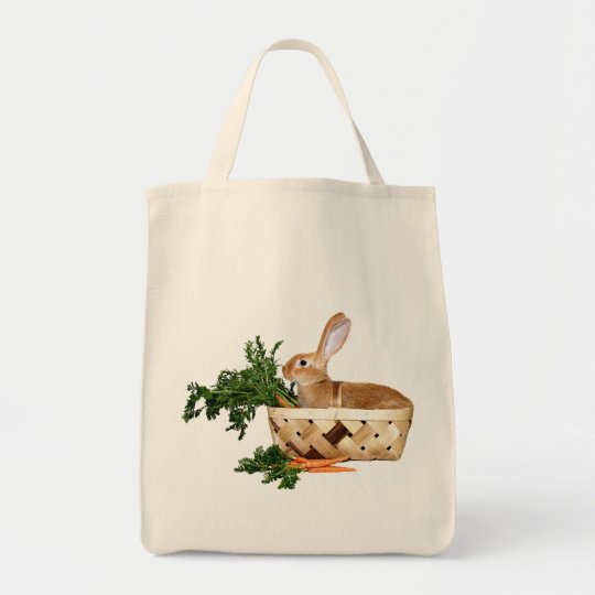 Don't forget the carrots tote bag