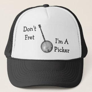 Don't Fret, I'm APicker Hat