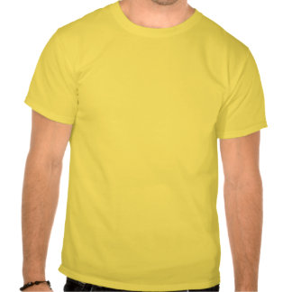 Don't Get Cocky Yellow Mens T-shirts