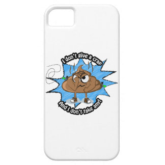 Don't give a crap. case for the iPhone 5