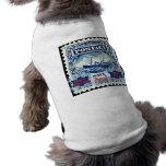 Don't Give Up The Ship Sleeveless Dog Shirt