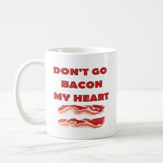 DON'T GO BACON MY HEART, I COULDN'T IF