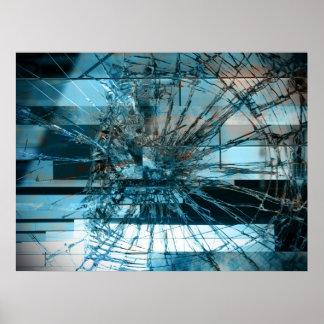 don't hurl rocks in glasshouses posters