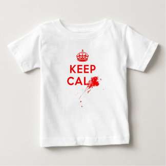 Don't Keep Calm (with gunshot).jpg Baby T-Shirt