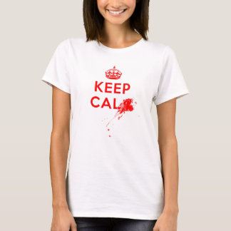 Don't Keep Calm (with gunshot).jpg T-Shirt