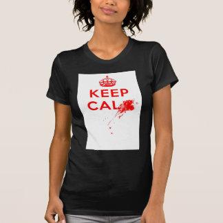 Don't Keep Calm (with gunshot).jpg Shirts