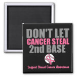 Dont Let Cancer Steal Second 2nd Base