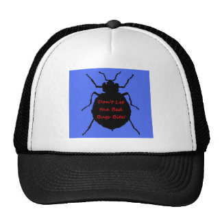 Don't Let the Bed Bugs Bite Cap