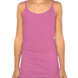 Don't Let the Ponytail Fool You - Girls Tanks