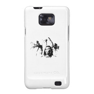 Don't like immigrants, tell it to the indians - Fa Samsung Galaxy SII Cases