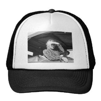 Don't lose your pluck - 1936 mesh hats