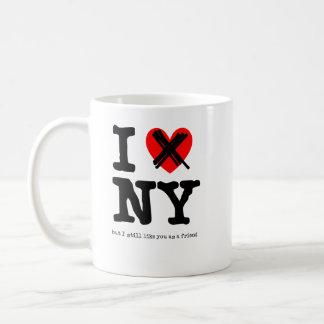 Don't Love New York Funny Mug Humor