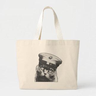 Don't Meow 2 Jumbo Tote Bag