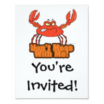dont mess with me mean crab custom announcement