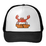 dont mess with me mean crab hat