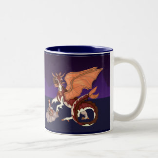 Don't Mess with Mom Dragon Mug