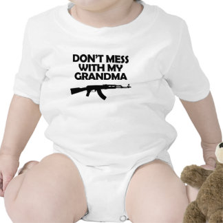Don't Mess With My Grandma Shirts