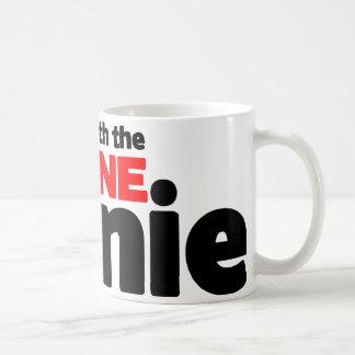 Don't Mess With the Gene Genie Coffee Mug