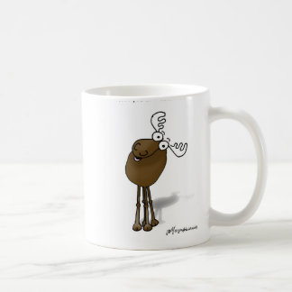 DON'T MOOSE WITH ME COFFEE MUG