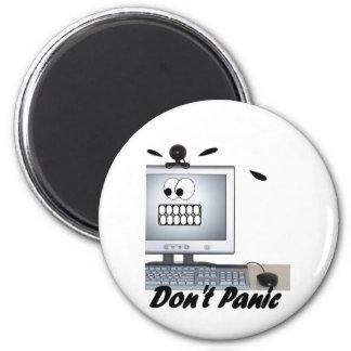 dont panic magnets