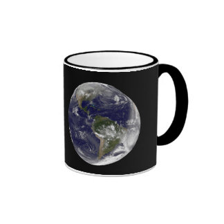 Don't Panic, the Earth is Mostly Harmless Mugs