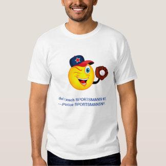 Don't Preach Sportsmanship Tshirts