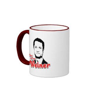 Don't pull my Weiner Mug