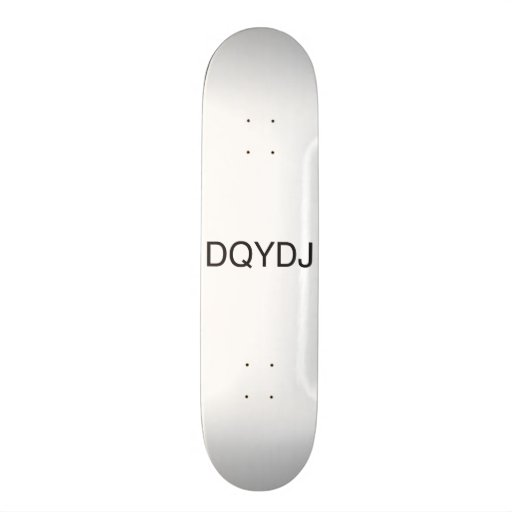 don't quit your day job.ai skateboard