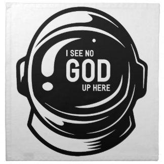 Don't See God Napkin