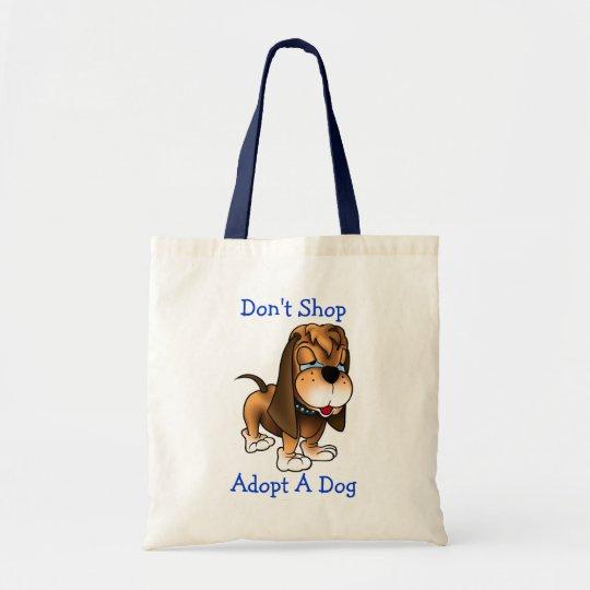 Don't Shop Adopt A Dog Basset Hound Puppy