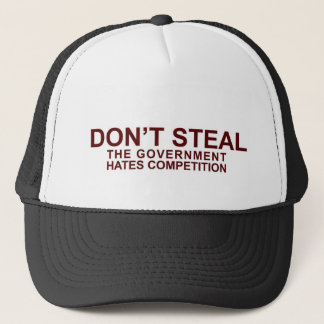 Don't Steal Trucker Hat