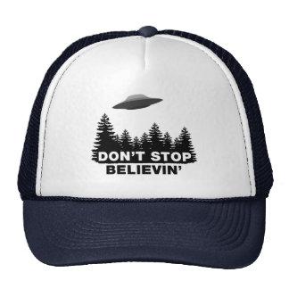 Don't Stop Believin'... (UFO) Cap