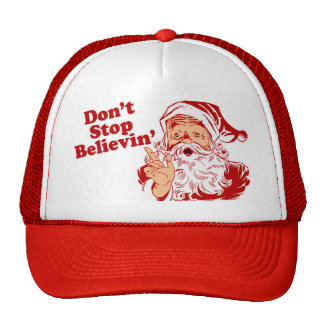 Dont Stop Believing Trucker Hat