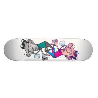 Don't Sweat It 21.6 Cm Skateboard Deck