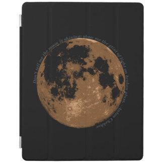 Don't tell me the moon is shining Chekhov quote iPad Cover