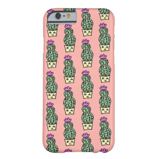 Don't Touch Me Cactus iPhone 6 Case