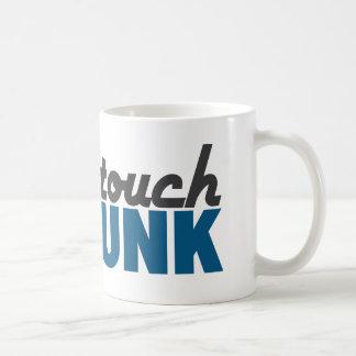 don't touch my junk (TSA) Basic White Mug