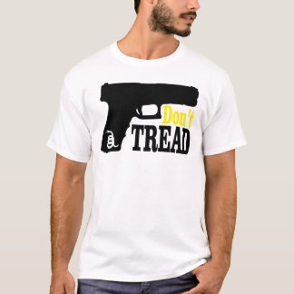 Don't Tread, Men's Basic T-Shirt