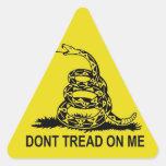DON'T TREAD ON ME 2ND AMENDMENT UNITED STATES