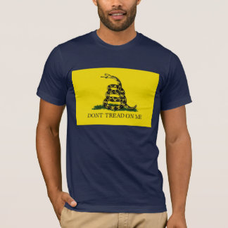 Dont Tread On Me Adult T-shirt