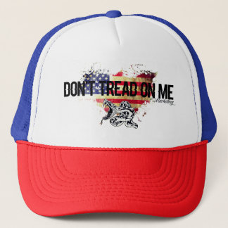 Don't Tread on Me American Flag Shirt Snake Hat