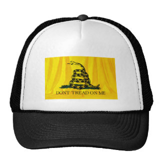 DONT TREAD ON ME MESH HATS