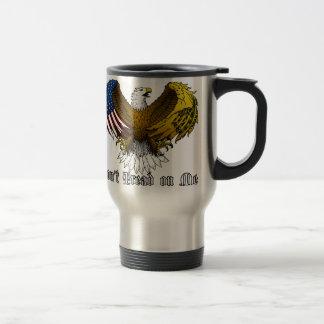 """""""Don't Tread on Me"""" Coffee Mug"""